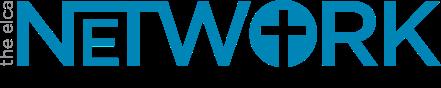Network Banner Logo Blue