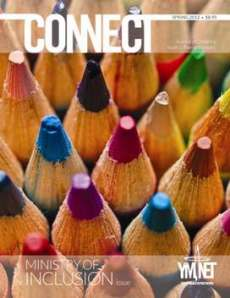 Connect Journal Spring 2012 Cover